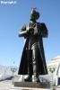 مجسمه بایرام خان