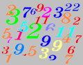 اعداد ترکمنی